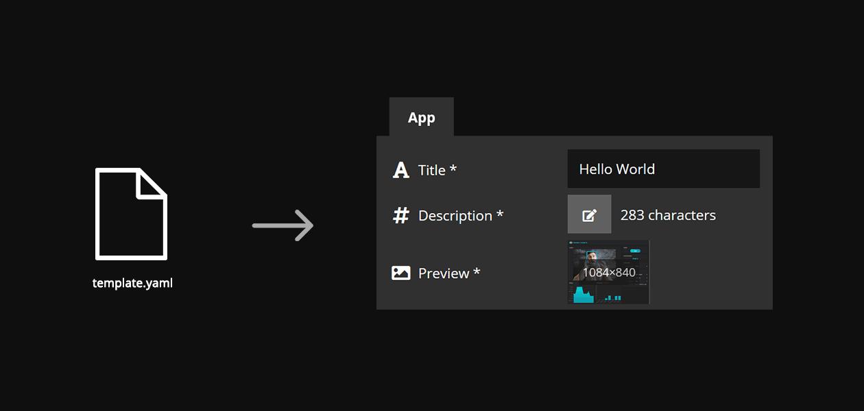 Generate Website Admin Panel